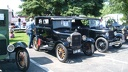 -- An old Model T. (Or is it a Model A? I never learned the difference.)