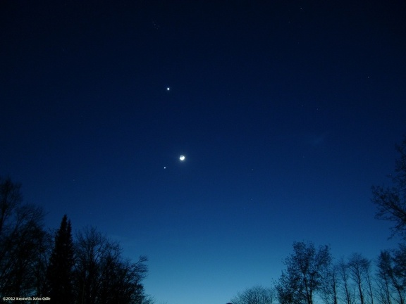 Venus-Jupiter Conjunction #2