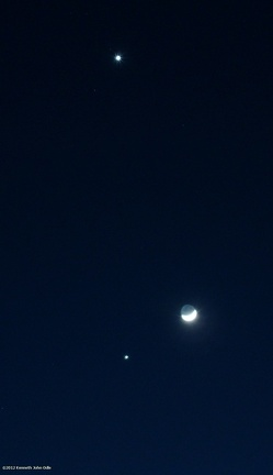 Venus-Jupiter Conjunction #3