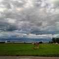 Cloudy skies 002