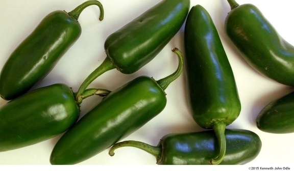 Jalapeño Peppers